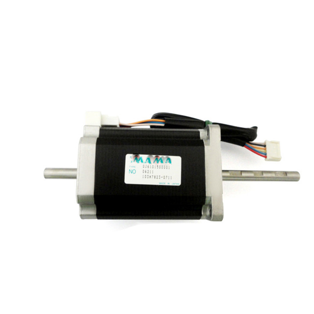 0J6101500000 Pulse Motor :60mm Square :Double End Tajima embroidery machine spare parts