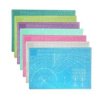 A3 многоцелевой бумагорез резка коврики ремесло Двусторонняя прочного ПВХ печатных 450*300*3 мм
