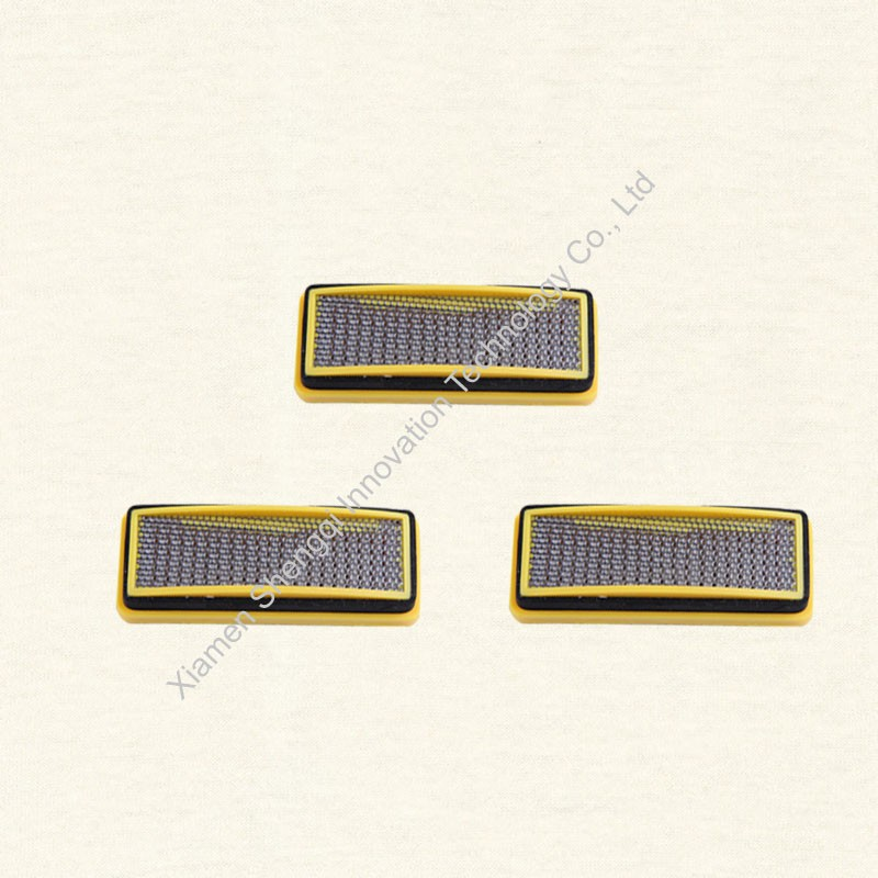 Original D5501 Steel Filter 3 pcs supply from the factory Robot vacuum cleaner Accessories original d5501 virtual boundary 1 pc vacuum cleaner invisible wall supply from factory