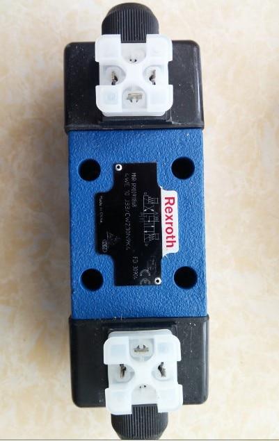 Rexroth Solenoid Valve 4WE10 J3X/CW230N9K4 Hydraulic Valve