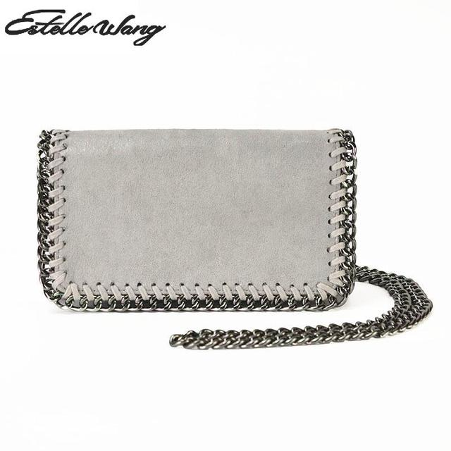 64aa7bfcf8 High Quality Stella Design Chain Bag Ladies Crossbody Bags For Women Clutch  Hand Bag Ladies Shoulder Luxury Evening Handbags
