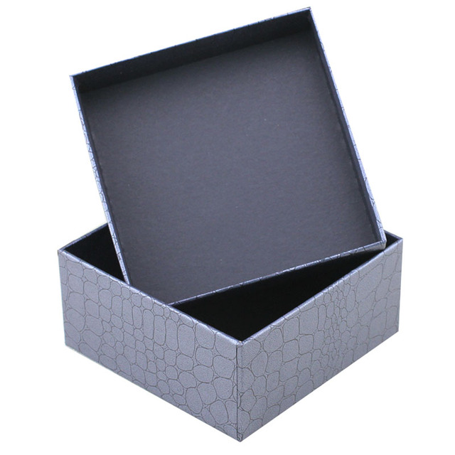 Box For Jewelry Free shipping wholesale 18pcslot 1200gsm cardboard