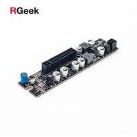 12V DC Input 250W Output Mini ITX Pico PSU DC ATX PC Switch Realan DC Power