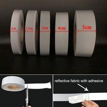 3 м Новое поступление много размер приемлем светоотражающая ткань на клейкой основе
