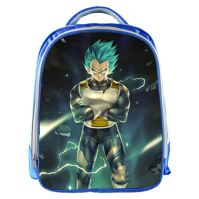 Dragon Ball Z Children School Backpack
