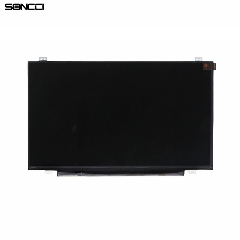 Soncci HB140WX1-300 New 14.0 Glossy WXGA HD Slim LED LCD Screen 40Pin 14 0 lcd laptop screen boe hb140wx1 601 hb140wx1 led panel for new 14 wxga hd display matte