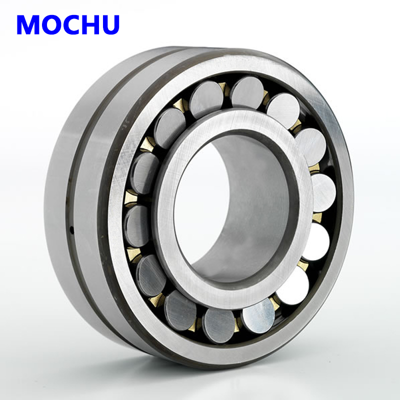 MOCHU 22220 22220CA 22220CA/W33 100x180x46 53520 53520HK Spherical Roller Bearings Self-aligning Cylindrical Bore mochu 22205 22205ca 22205ca w33 25x52x18 53505 double row spherical roller bearings self aligning cylindrical bore