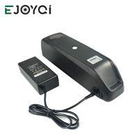 EJOYQI hailong type electric bike Battery 36V 48V LG down tube lithium Battery 11ah 13ah 16ah ebike Battery e bike 2A 3A Charger