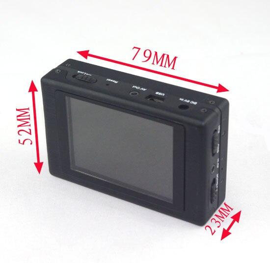 Micro D1 video resolution wearable video & audio recording DVR camera amandeep kaur parminder singh and ginni sharma micro strip wearable antenna