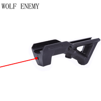 WOLF ENEMY M4 AFG Laser Toy Gun Grip Accessories Military Combat Hunting Gear Rifle Fittings With