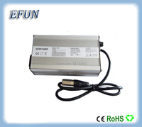 Free shipping 48V electric bike battery charger 54.6V 3A Li ion battery 48V charger
