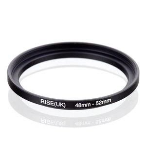 Image 1 - מקורי עלייה (בריטניה) 48mm 52mm 48 52mm 48 כדי 52 שלב עד טבעת מסנן מתאם שחור