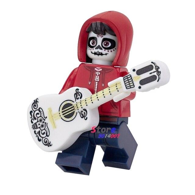 1 PCS blocos de construção do modelo figuras de ação super-heróis tijolos para kits miúdo meninas jogos de casa diy brinquedos para presente de crianças