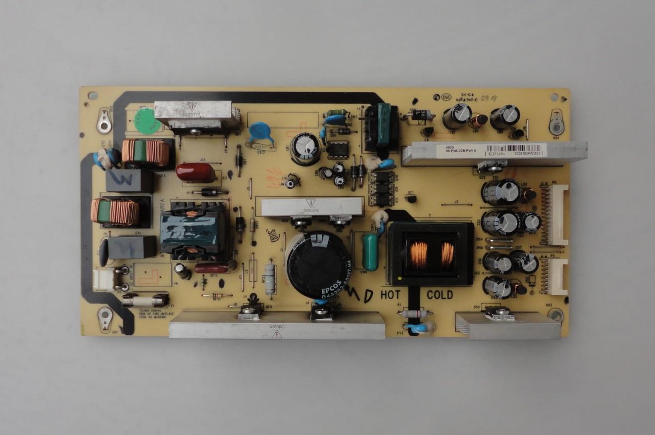 ФОТО Free Shipping Original 100%!!   L32F11 40-PWL32B-PWD1XG power supply board 08-PWL32B-PW1A
