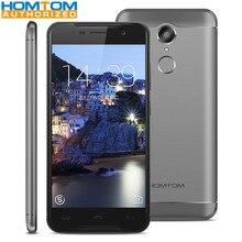 Doogee HOMTOM HT37 Pro 5.0 дюймов HD Android 7.0 смартфон 4 ядра 3 ГБ Оперативная память 32 ГБ Встроенная память сканер отпечатков пальцев двойной камеры мобильный телефон