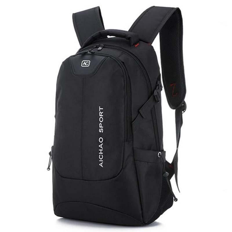2018 Hot Sale Women Backpack For lady Laptop Bag Oxford fashion Multifunction Backpack Large Capacity Black Men Travel Bags стоимость
