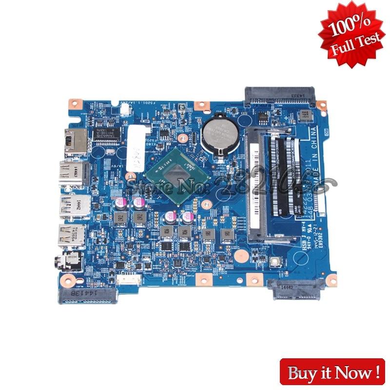 NOKOTION EA53-BM EG52-BM MB 14222-1 448.03708.0011 For Acer aspire ES1-512 Laptop Motherboard NBMRW11002 N2840 CPU DDR3 mbsga06002 mb sga06 002 for acer aspire d270 ze7 laptop motherboard da0ze7mb6d0 gma 3600 with n2600 cpu ddr3