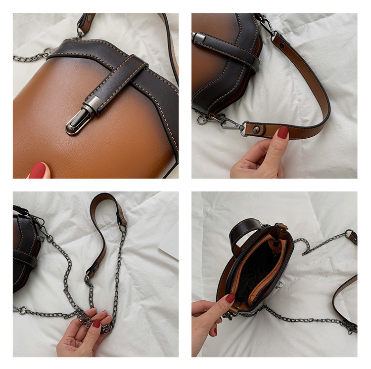 Daisy Storee 4 Color Luggage Hardware Accessories Case Bag Accessories Womens Handbag Lockbutton Horse Bags Lock Catch Bag Hardware Lock