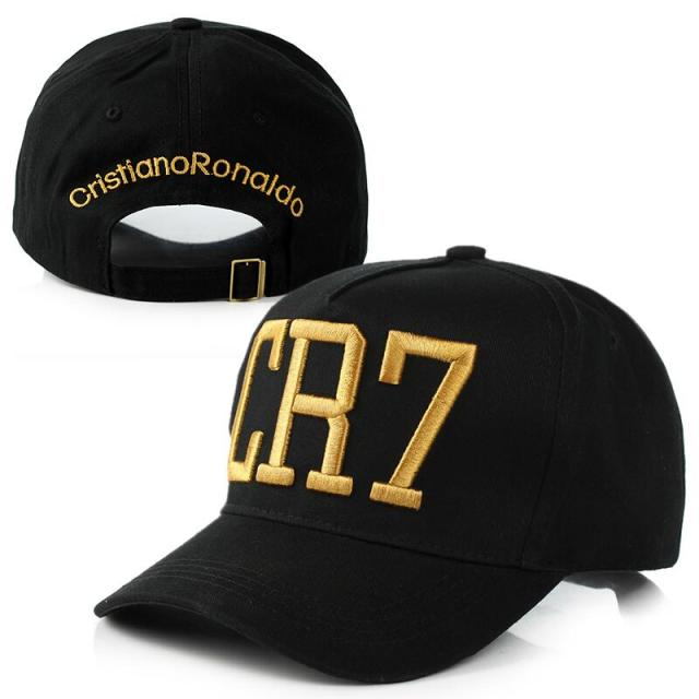 Newest Style Cristiano Ronaldo CR7 Hats Baseball Caps Hip Hop Caps Snapback  Hats for Men Women High Quality 0f20176647b