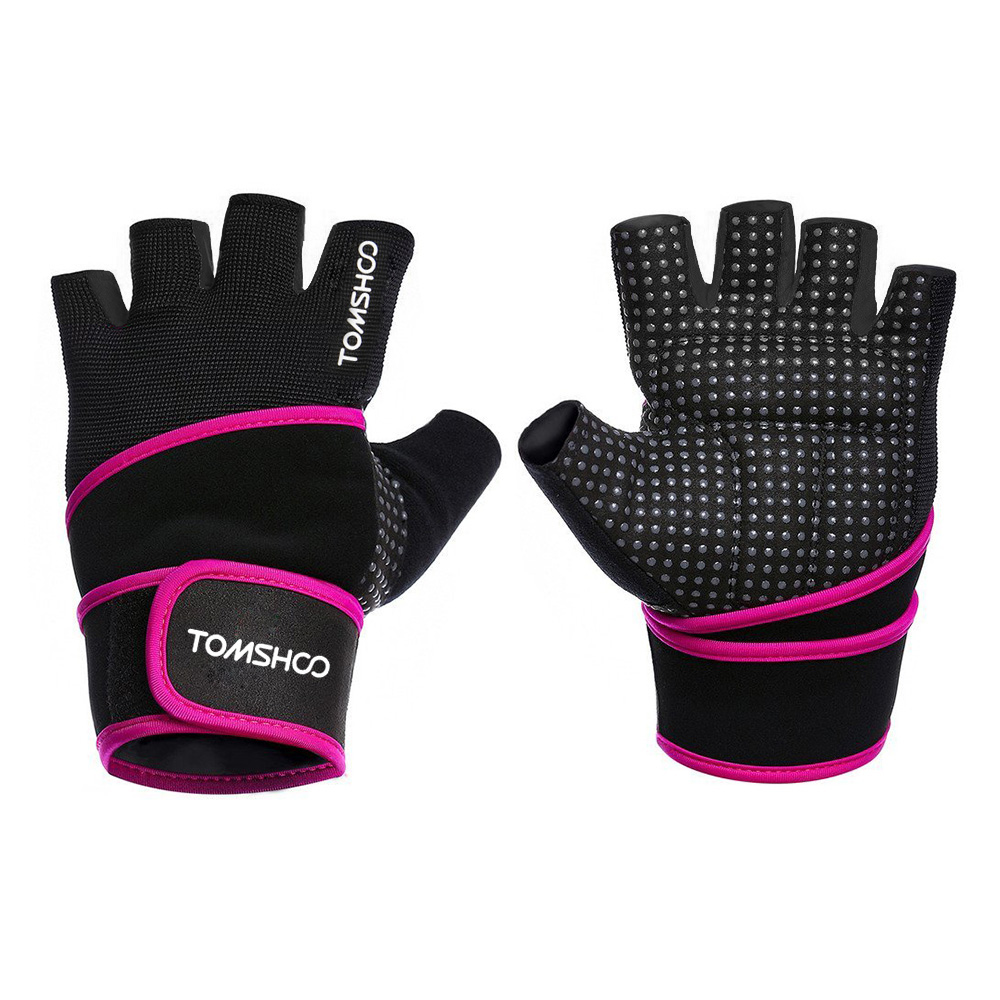 Aliexpress.com : Buy TOMSHOO Unisex Weight Lifting Gloves
