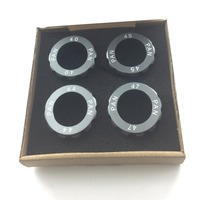 Set of 4 case screw back opener tool for Panerai Watch PAM 40mm 44mm 45mm 47mm