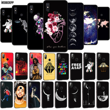 WEBBEDEPP J Cole Rapper TPU Cover for Xiaomi Mi 6 8 9 SE A1 A2 Lite Mix 2s Max 3 POCOPHONE F1 Soft Case