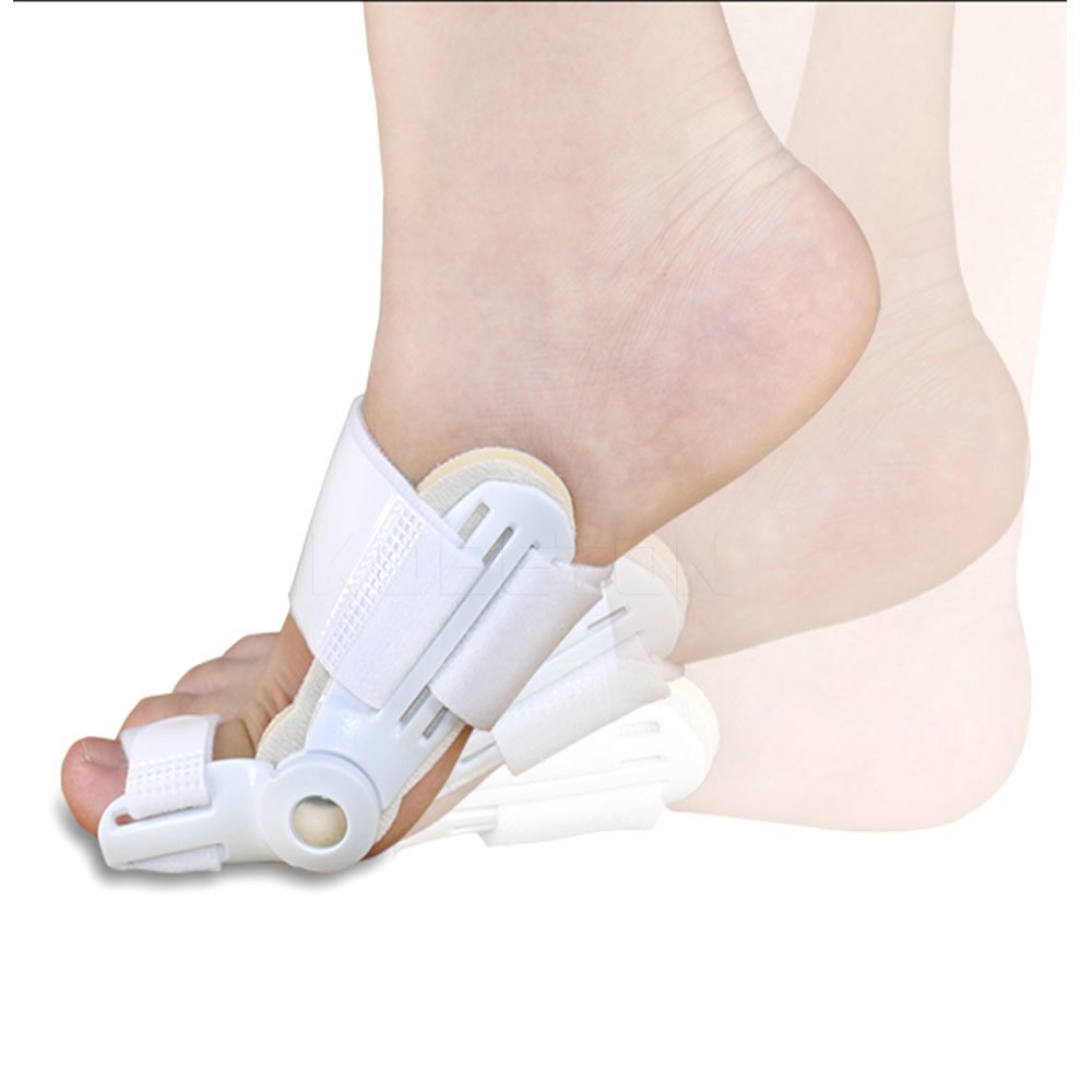 Aliexpress com buy big toe bunion device splint straightener hallux valgus pro braces toe correction foot pain relief thumb care daily orthotic from