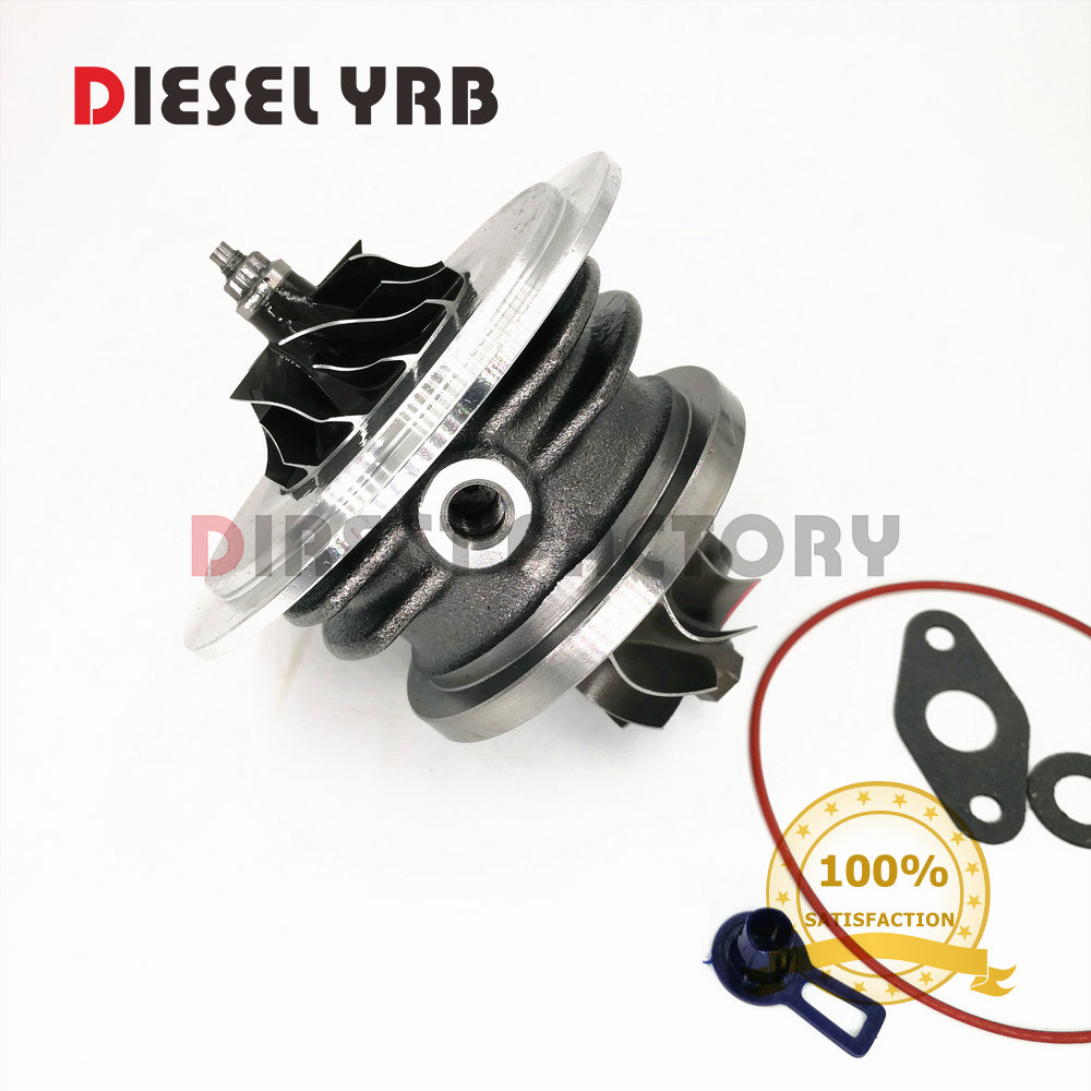 Turbocharger turbine core GT1549P 0375H0 cartridge 707240-0002 turbo chra 707240 0375H0 for Lancia Phedra 2.2 HDI <font><b>129</b></font> <font><b>Hp</b></font> image