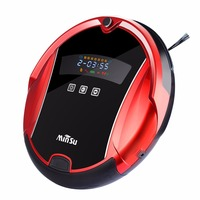 Minsu Smart Sweeping Robot Ultra Quite Sweep Floor Machine Intelligent Mute Vacuum Cleaner For Home Office