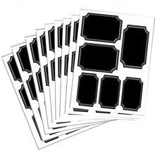 Хорошее Белый Пользовательские границы доске label Водонепроницаемый клей доске этикетка наклейка для рекламных подарок