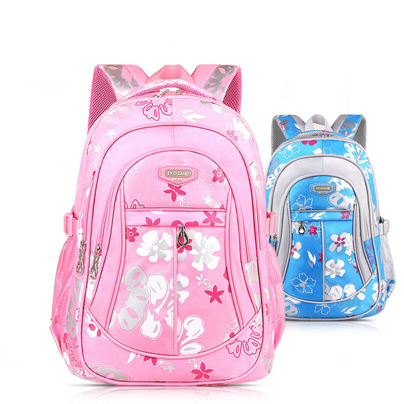 Casual Robot Childrens Backpack Fashion 1-5 Grade Boys And Girls Backpack School Bag Canvas Primary School Backpack School Bags
