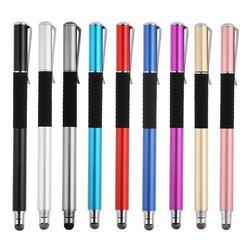 WK120B-J pojemnościowy długopis 2 w 1 ekran dotykowy rysik rysik do tabletu na ipada iPhone wszystkie telefony komórkowe Tablet