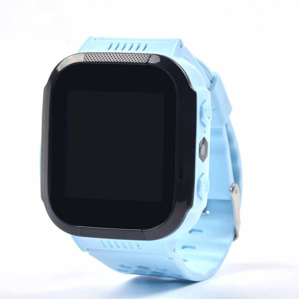 Y21 Kids Smart Watch With Camera SOS Tracker Monitor Color Screen Smart Watch SIM Card Call For iOS Android Phone