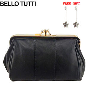 BELLO TUTTI Women Coin Purse Wallet Leather Bag