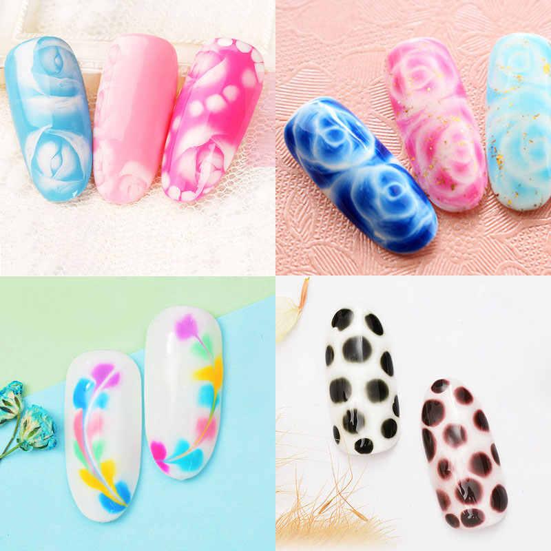 Гель-лак CANNI Blossom 86128, 7,3 мл, новый продукт, профессиональный дизайн ногтей, роза, цветочная живопись, УФ светодиодный отмачиваемый Гель-лак