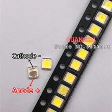 500 adet orijinal LG Innotek LED LCD arka TV uygulaması LED aydınlatmalı 1W 3V 1210 2835 soğuk beyaz LED LCD TV arka ışık