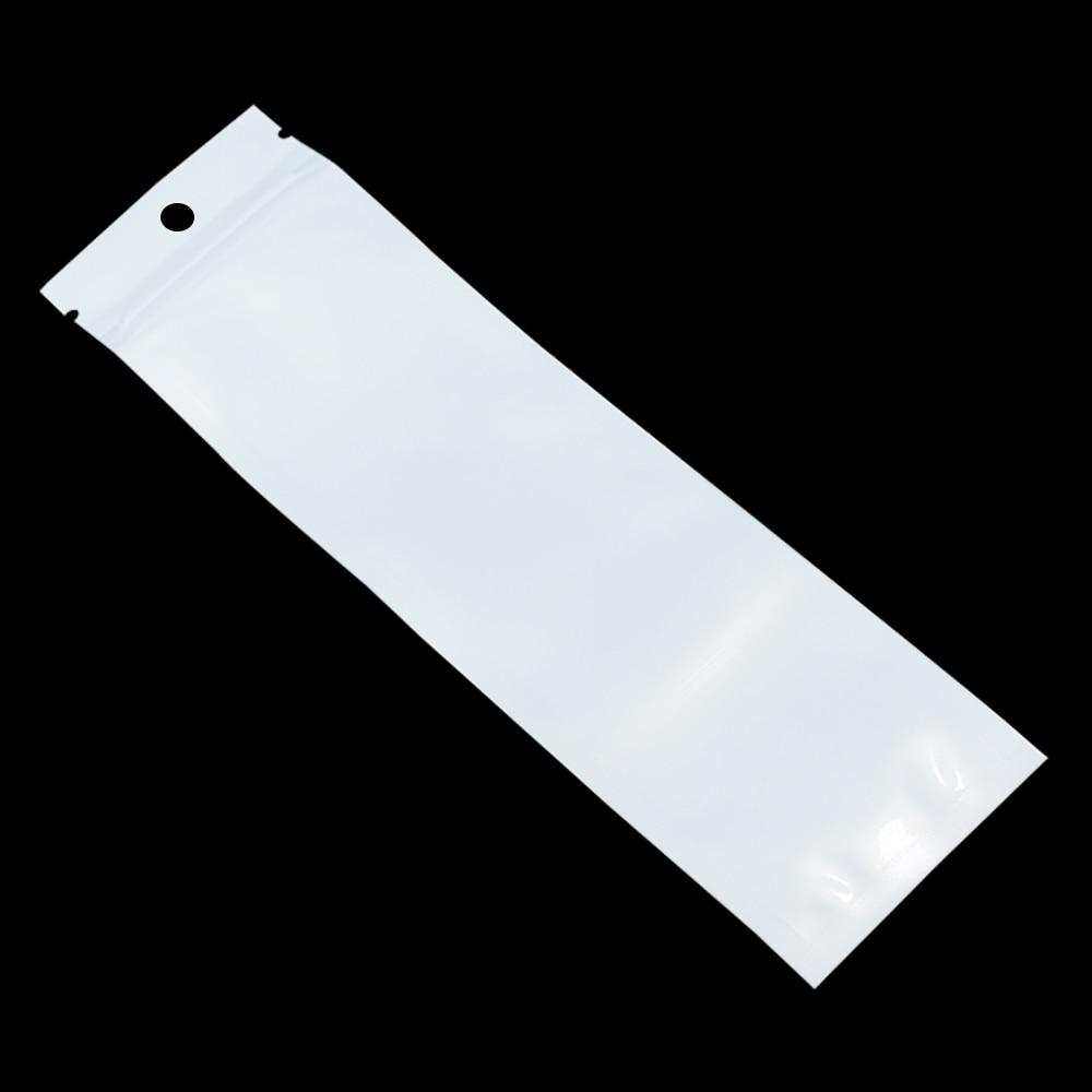 Groothandel 10 cm * 6 cm Wit / Clear Self Seal Rits Plastic Retail - Home opslag en organisatie - Foto 4