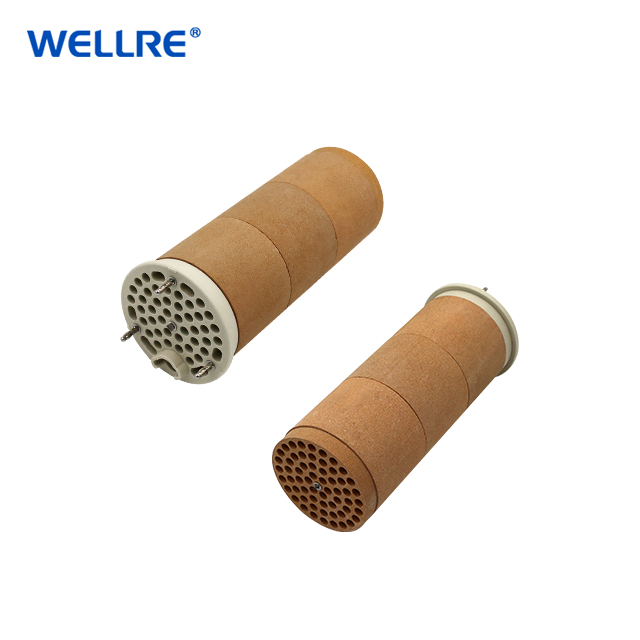 115 214 3 400V 18KW ceramic heating element used on LE10000HT welding machine for EPD industrial