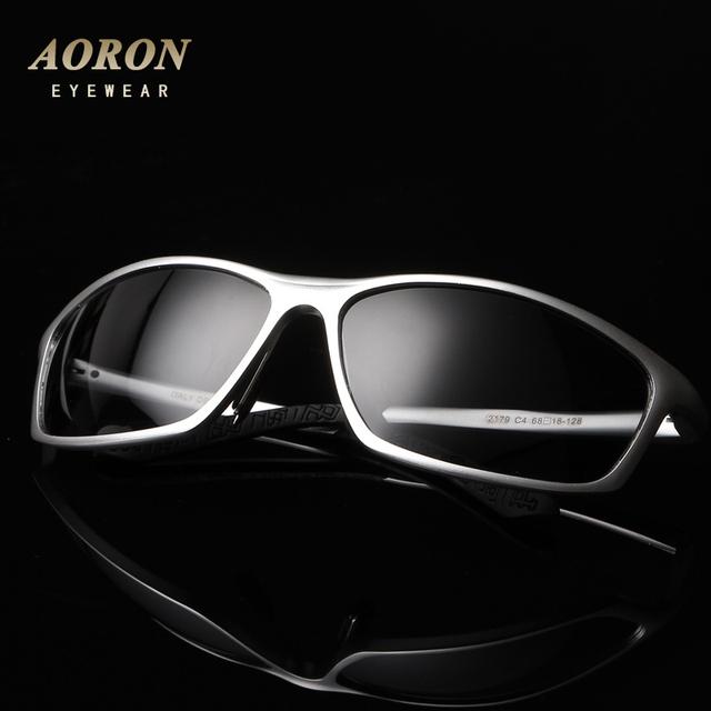 AORON Polarized Sunglasses (Men's Day & Night Vision)