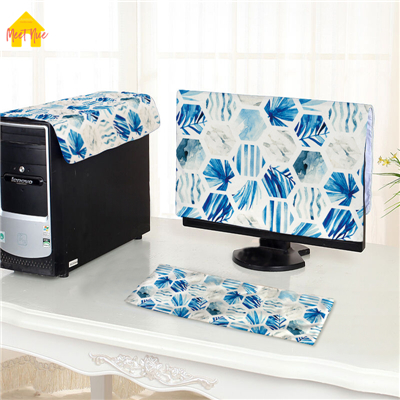 Meet Nice Hot Computer Dust Covers Pastoral Home Printing High Quality Polyester 3 Sizes Cartoon Original Keyboard Screen Cover