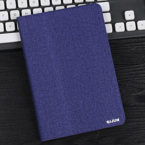 blue Blue tablet bag flip leather case for Apple ipad 10 2 protective Stand Cover Silicone soft shell