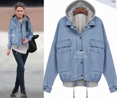 Blue Jean Jacket Hoodie - Best Jacket 2017