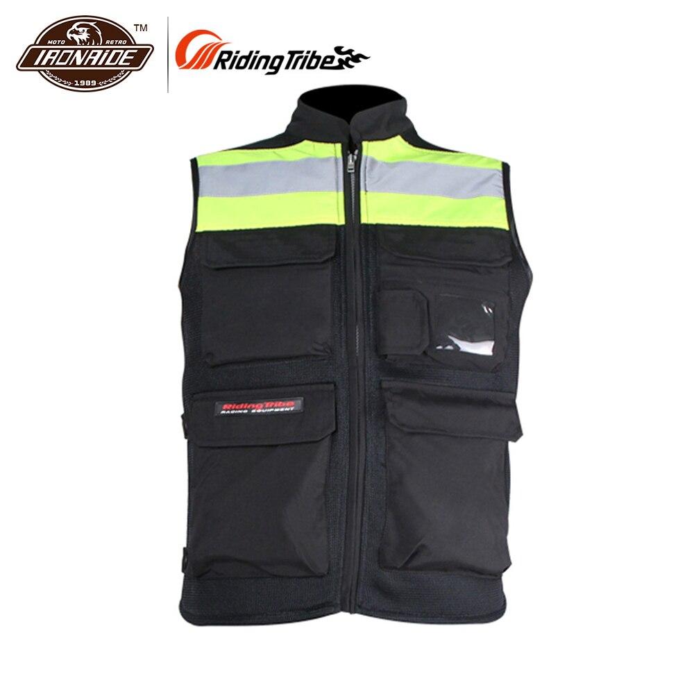 Équitation tribu été Moto armure veste réfléchissant Moto gilet Moto armure corporelle gilet de protection gilet