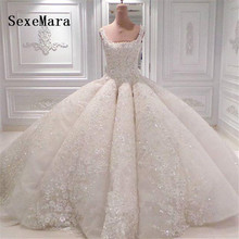 2768c9daea Buy floral 3d wedding dress and get free shipping on AliExpress.com