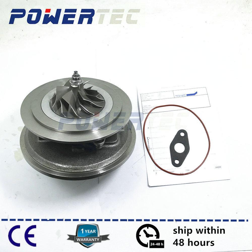 Turbo charger core cartridge GTB2260VK For Audi A4 A5 A6 Q5 3.0 TDI - CHRA turbine 769705-0007 769705-0006 769705 059145722S turbo charger turbo core for audi a3 1 9 tdi 105hp car turbo cartridge chra bv39 54399880022 54399880020
