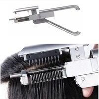 Оптовая Продажа Топ professional 6D волос разъем/Парикмахерская Инструменты для укладки волос/6D волос расширение машина/парик разъем/парик