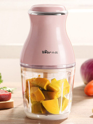Portable Blenders Mini Baby Food Maker Mixer Electric Meat Grinder Blenders Pink Juicers Kitchen Batidora Food Processor