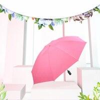Gorąca Sprzedaż Nowa 7 Kości Odwrócony Składane Ochrony Przeciwsłonecznej Wiatr Anti-Samochód Parasol Dzieci Kobieta Łatwy Do Przenoszenia