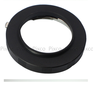 Image 3 - Pixco Nik M42 Anello Adattatore di Montaggio Vestito Per Nikon F Mount Lens ai vestito per M42 Vite di Montaggio Videocamera