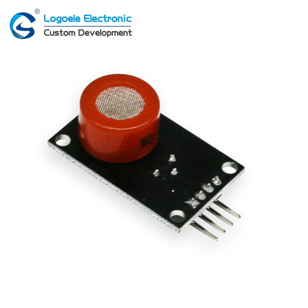 FREE SHIPPING 100% New MQ-7 sensor module CO gas sensor module CO alarm detection Gas Sensor Module